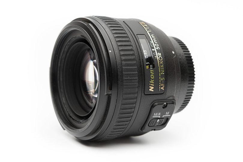 AF-S NIKKOR 50 mm 1:1,4G